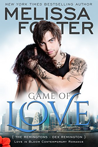 Game of Love (Love in Bloom: The Remingtons Book 1) (English Edition)