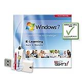 e-Learning Windows 7 - Wissenswertes für Umsteiger (auf USB-Stick) -