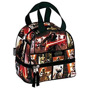 Bolsa portamerienda Star Wars The Force Awakens Epic