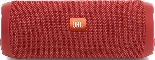 Foto de JBL Flip 4 Altavoz Bluetooth portátil - Rojo
