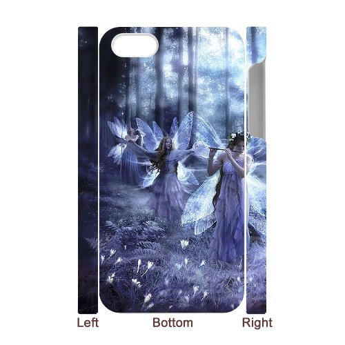 LP-LG Phone Case Of Night Fairy For Iphone 5C [Pattern-6] Pattern-2