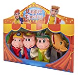 Toys Outlet Puppet Theater 540847669. Puppet set: The three little pigs.