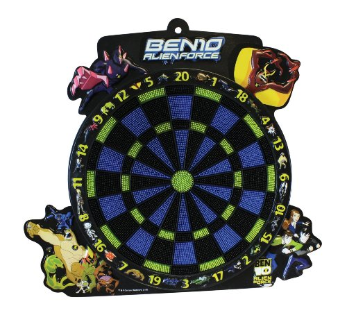 Image of TOYS - BEN 10 DARTBOARD GAME - x1