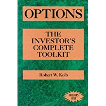 Options: The Investor's Complete Toolkit with Disk by Robert W. Kolb (1991-09-01)