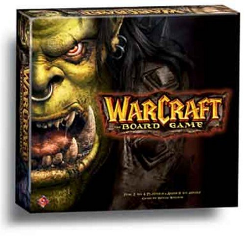 Heidelberger Spieleverlag HE050 - Warcraft - Das Brettspiel