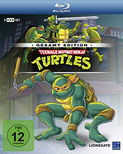 Turtles - Gesamtedition (Episode 01-169) [Blu-ray] ()