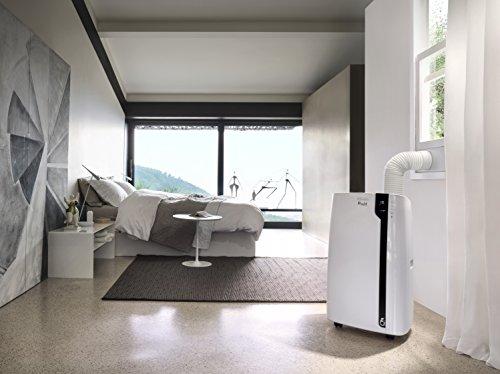 De'Longhi Pinguino PAC EX100 Silent Condizionatore Portatile Monoblocco