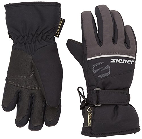 Ziener Kinder LABER GTX(R) Glove junior Handschuh, Graphite, 7