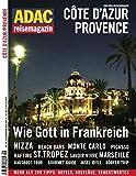ADAC Reisemagazin  Cote d´Azur, Provence -