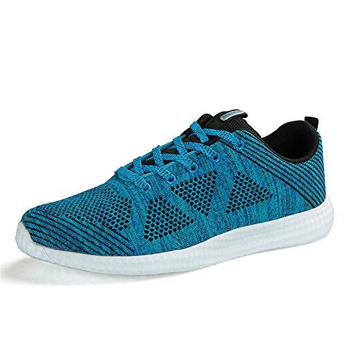 BRKVALIT Unisex-Erwachsene Sneakers Herren Damen Turnschuhe Freizeitschuhe Laufschuhe Sportschuhe Turnschuhe