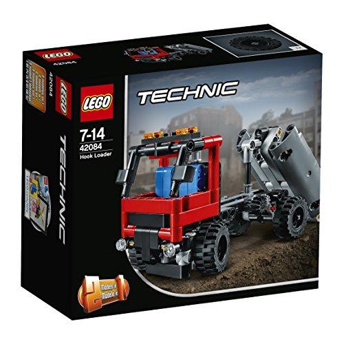 LEGO Technic Absetzkipper 42084 Set für geübte Baumeister