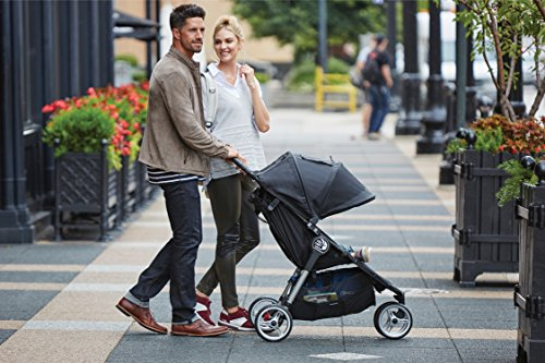 Baby Jogger City Mini 3 - Silla de paseo, color gris