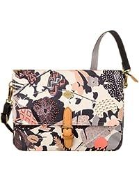 Oilily Damen M Flat Shoulder Bag Umhängetasche, 2.5x20.5x28 cm