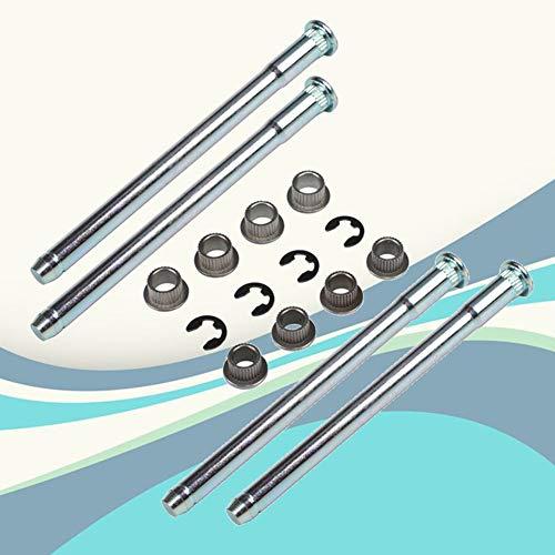 YSHtanj Türscharnierstifte Set für Auto-Innenteile Türscharnierstifte 16 Stück 2 robuste Türscharnierstifte Reparaturset für 1994-2004 Chevy S10 & GMC S15