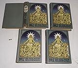 Bestell.Nr. 98575 Bilz - Das neue Naturheilverfahren Band I bis IV (4 Bände komplett)