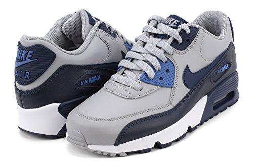 promo code 24256 8b857 ... Nike Air Max 90 Ltr Gs, chaussure de sport garçon Gris (Wolf Grey