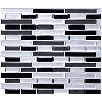 Vamos Tile Premium Anti Schimmel Schälen Und Stick Fliesen Backsplash  Aufkleben Backsplash Wandfliesen Für Die Küche