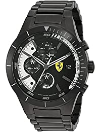 65a3ea3e8cc5 Amazon.es  reloj ferrari - Acero inoxidable  Relojes
