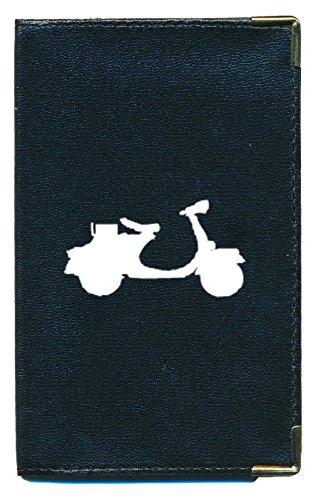 Syl'la - Funda para tarjeta gris, permiso de conducir, documentos de coche...