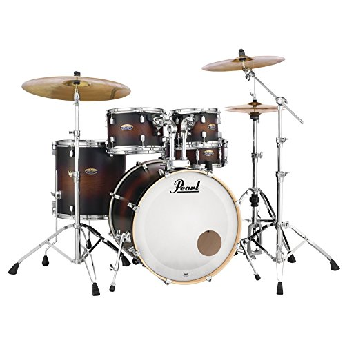 DMP 5pc Shell Pack 2218B/1007T/1208t/1616 F/1455S/hwp830 (Satin Brown Burst (Dmp-pack)