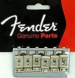 Fender Chevalet Standard Series Strat Chrome
