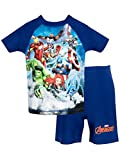 Marvel Avengers Boys Avengers Two Piece Swim Set Age 6 to 7 Years