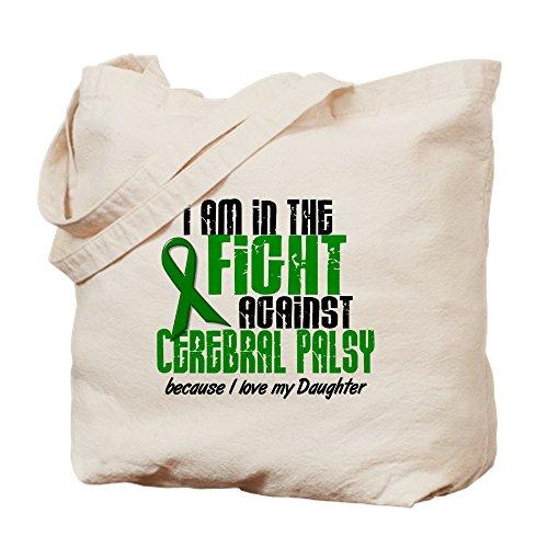 pf gegen CP 1(Tochter)-Leinwand Natur Tasche, Reinigungstuch Einkaufstasche ()