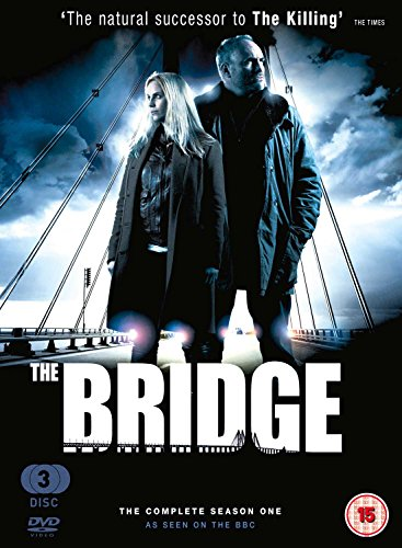 The Bridge - Series 1 [DVD] [2011]