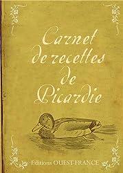 Carnet de recettes de Picardie