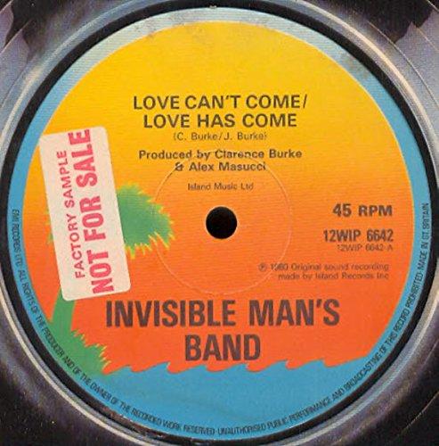 Love Can't Come / Love Has Come [Vinyl Single 12'']