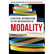 A Critical Introduction to the Metaphysics of Modality