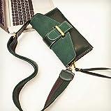 Defect Borsetta da Donna Damenhandtasche Mode Dame einzelne Umhängetasche schrägen Kreuz kleinen Umschlag Tasche