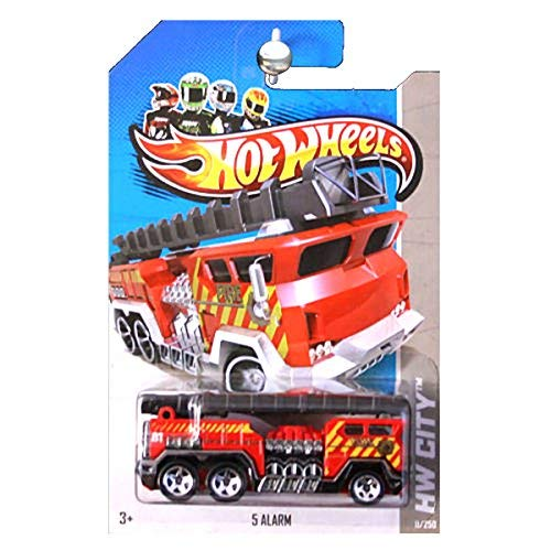 Hot Wheels HW City 5 Alarm by Hot Wheels