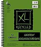 Reciclado de bloc de dibujo Canson Xl 9X12