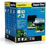 Aquarium, AQUA ONE AQUASTART 320 SCHWARZ, 28L