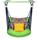 EA Velvet Swing Chair Jhula Zula Hammock...
