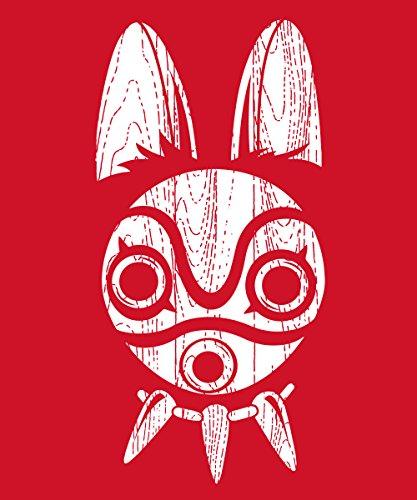 -- Sans Mask -- Boys T-Shirt Rot