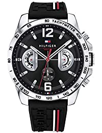 Tommy Hilfiger Men's Watch Multifunction Decker 1791473