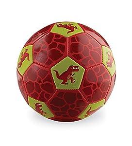 Crocodile Creek-2218-5Dinosaurios 2-Balón de fútbol, tamaño 2