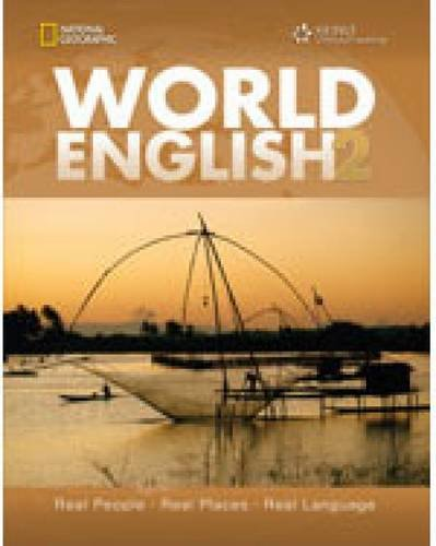 World English Middle East Edition 2: Student Book (World English: Real People * Real Places * Real Language)