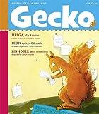 Gecko Kinderzeitschrift Band 18: Lesespaß für Groß und Klein