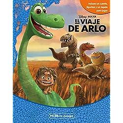 El viaje de Arlo. Mi libro-juego: Incluye un cuento, figuritas y un tapetre para jugar (Disney. El viaje de Arlo)