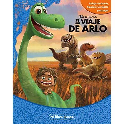 El viaje de Arlo. Mi libro-juego: Incluye un cuento, figuritas y un tapetre para jugar (Libroaventuras) 12