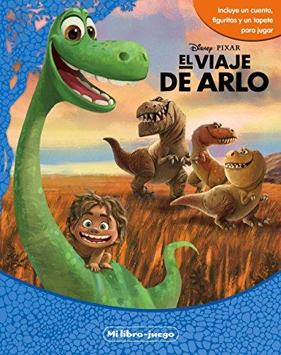El viaje de Arlo. Mi libro-juego: Incluye un cuento, figuritas y un tapetre para jugar (Disney. El viaje de Arlo) por Disney