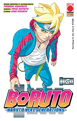 Boruto. Naruto next generations: 5