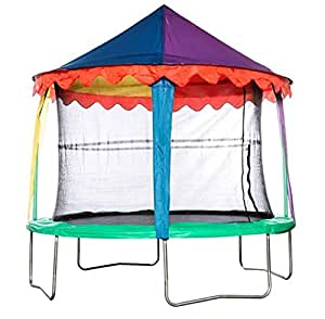 10ft Jumpking Trampoline Canopy Roof (THIS IS A ROOF FOR A TRAMPOLINE, NOT A COMPLETE TRAMPOLINE)