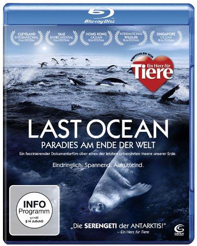 Last Ocean - Das Rossmeer - Paradies am Ende der Welt [Blu-ray] (Angeln Danke)