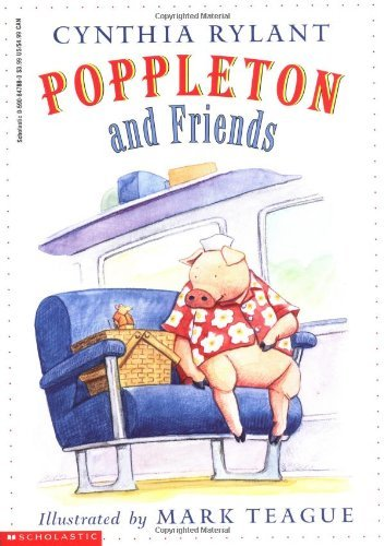 Poppleton: Poppleton and Friends by Cynthia Rylant (1998-04-01)