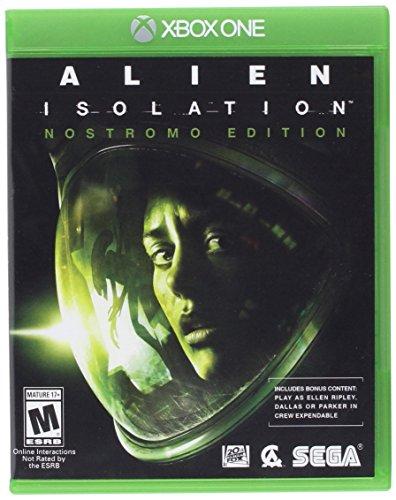 Alien: Isolation Nostromo Edition (Xbox One)