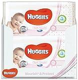 Huggies Soft Touch Baby Pflegetücher, 10er (10 x 56 Tücher)